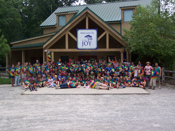 Mitch 39 s mission camp njoyitall for Camp joy ohio cabins